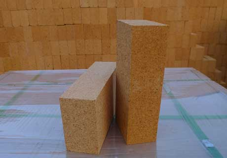 Cheap Fire Clay Refractory Brick For Sale in Rongsheng Kiln Refractory Manufacture