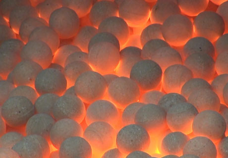 Cheap High Alumina Ceramic Balls For Sale in Rongsheng Kiln Refractory Manufacturer