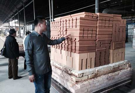 Rongsheng Provides Refractory Materials For India Customer