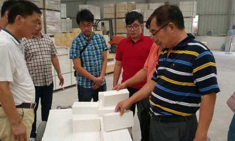 Taiwan Customers Visiting