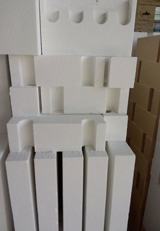 Varius Alumina Bubble Bricks For Sale At Low Price
