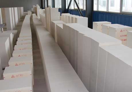 Varius High Quality AZS Brick For Sale In Rongsheng Manufacturer