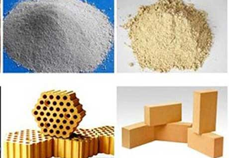 Cheap Refractory Materials for Furnace