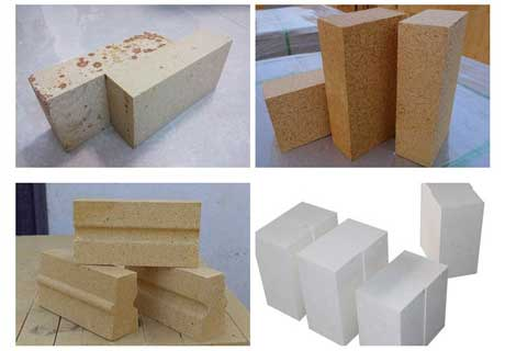 Aluminium Silicon Refractory Brick for Sale In Rongsheng Factory