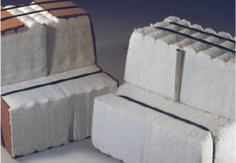 Cheap Ceramic Fiber Modules Refractory Inuslation Materials In RS Refractory Company