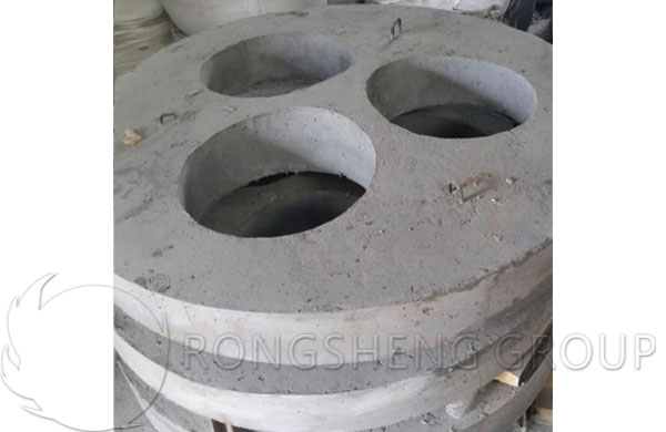 Refractory Castable Precast Block for electric furnace top