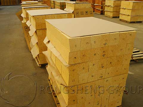 Low Creep High Alumina Bricks