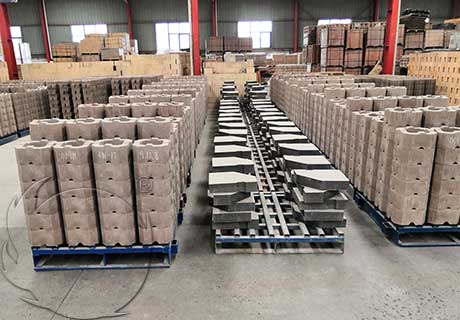RS Refractory Bricks Factory