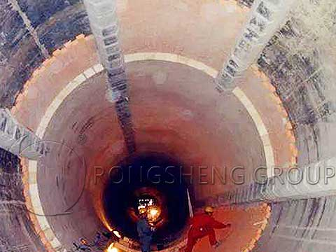 Refractory Materials for Lime Rotary Kiln